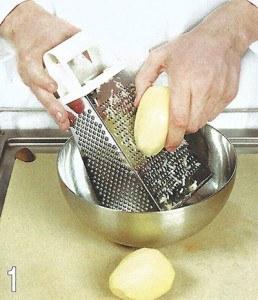 Картофельная запеканка с сыром 1
