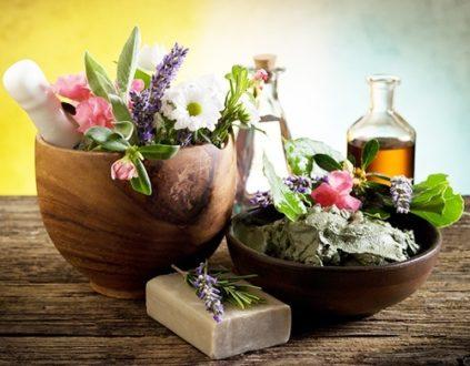 Натуральные средства для ухода за нормальной кожей лица