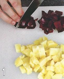 Салат из сельди 1
