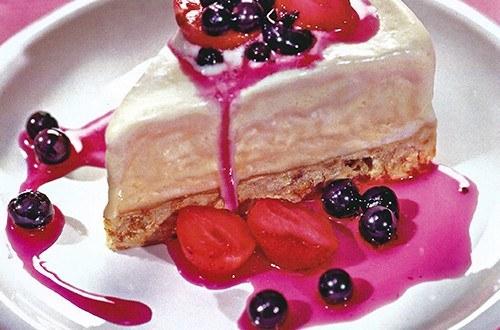Торт-парфе с «Амаретто»