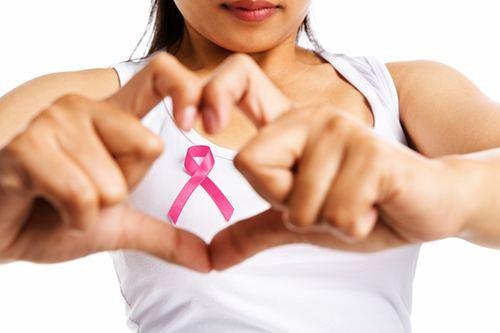 Символ борьбы с раком молочной железы