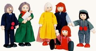 Новые роли - куклы
