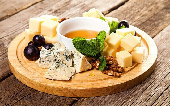 Как подобрать сыр к любимому чаю?