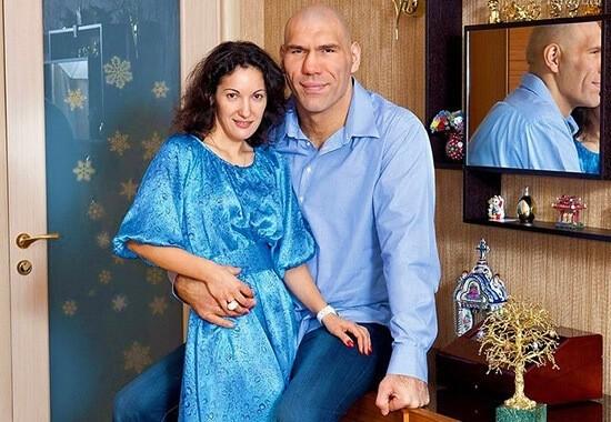 Николай и Галина вместе уже 15 лет