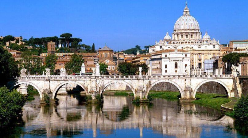 Вечно ваш, Рим