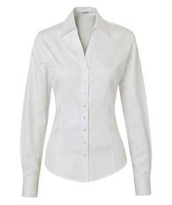 Ослепительно-белая рубашка