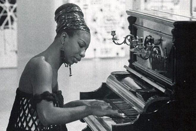 Нина Симон, джазовая певица