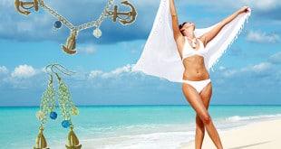 Едете в отпуск? Тогда сделайте к поездке комплект в морском стиле!