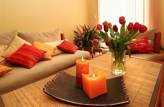 Современные дизайнеры сделали все возможное для того, чтобы свечи стали полноценным предметом интерьера
