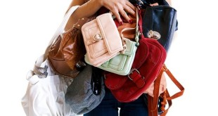 Как вы думаете, где женщины хранят свои тайны?! В сумках.
