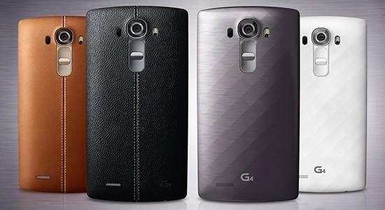 LG G4 - смена лидера