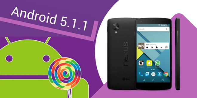 Новая «сладость» от Google - Android 5 Lollipop