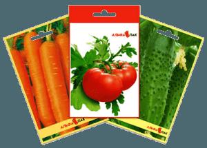Семена в пакетиках: где приобрести и как выбирать