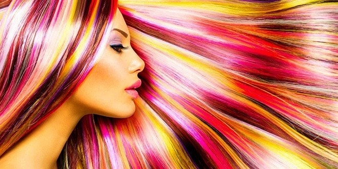 Яркий цвет - надолго! Уход за окрашенными волосами