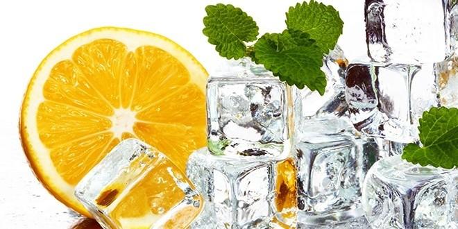 """Кубики льда - """"Ледяной"""" способ продлить молодость"""