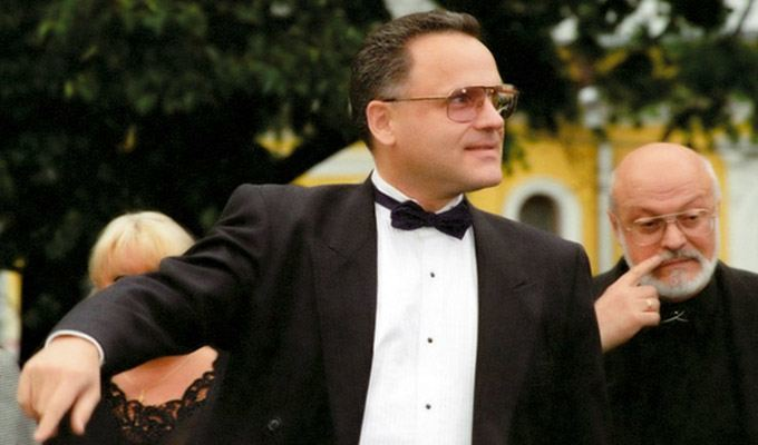 Николай Еременко на кинофестивале