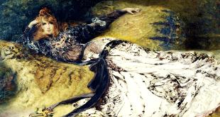 Сара Бернар: крещенная огнем и сценой
