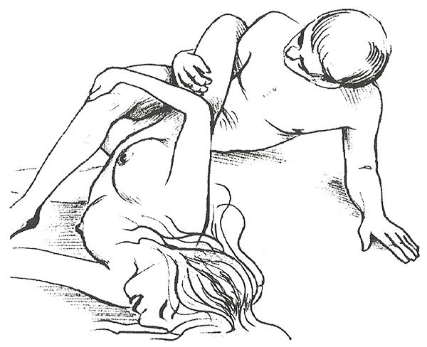 «Смешанные позиции» Позиция 77