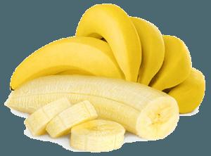 Бананы целые и очищенные