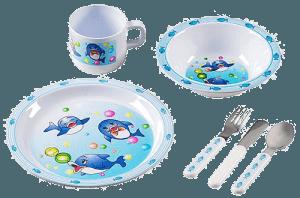 Наибольшим спросом пользуется дешевая посуда из меланина