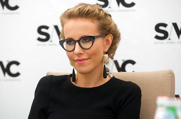 Журналистка и телеведущая Ксения Собчак - $1,2 млн