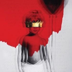 Изображение обложки альбом Рианны «Anti»