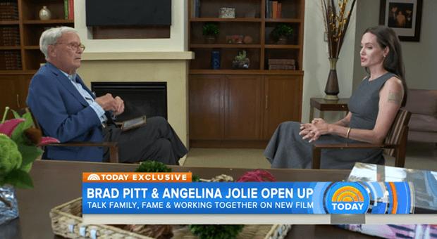 Анджелина Джоли и Брэд Питт: интервью об операциях актрисы