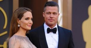 Анджелина Джоли и Брэд Питт: неужели все-таки развод?