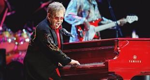 Элтон Джон: концерт-сюрприз на лондонском вокзале Сент-Панкрас