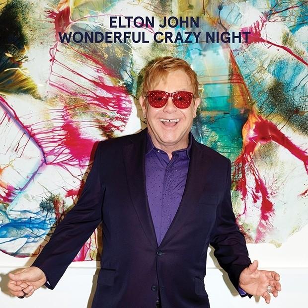 Новый альбом Элтона Джона - Wonderful Crazy Night
