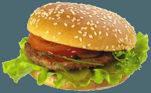 Гамбургер большой