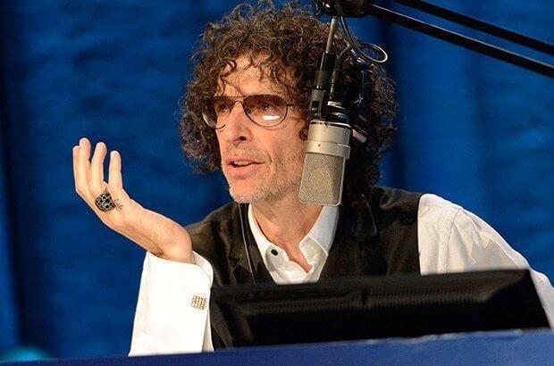 Радиоведущий Говард Стерн