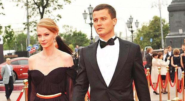 Светлана Ходченкова и Георгий Петришин вместе