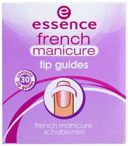 Полоски для французского маникюра