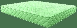 Зеленый матрас