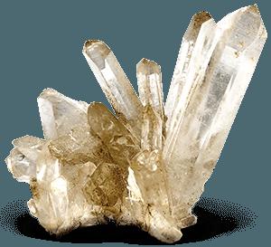 Горный хрусталь - кристалл