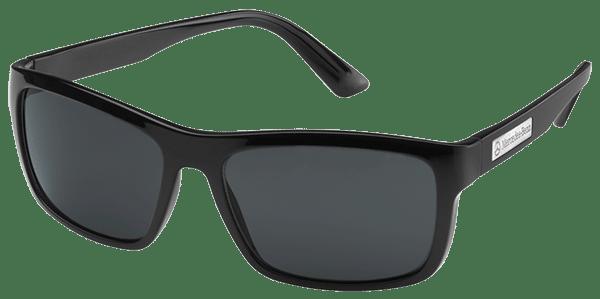 Непроницаемые черные очки