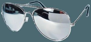 Зеркальные солнечные очки