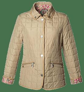 Куртка приталеная