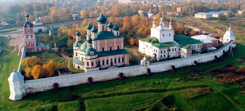 Переславль-Залесский панорамный снимок