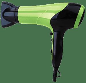 Концентратор - небольшой фен-пистолет со съемной щелевидной насадкой