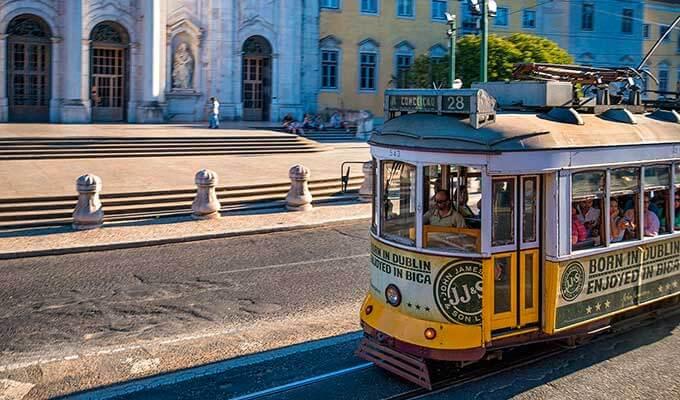 Легендарный лиссабонский маршрут №28