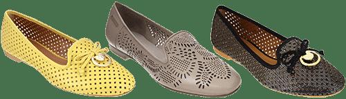 Женские домашние туфли - слиперы