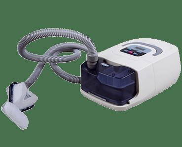 СИПАП-аппарат - маска и компрессор