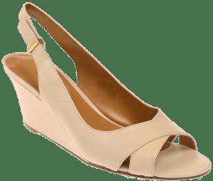 Босоножки с открытым носком, на каблуках