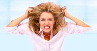 Женщина и стресс
