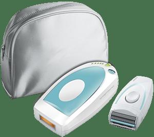 Фотоэпилятор с сумкой