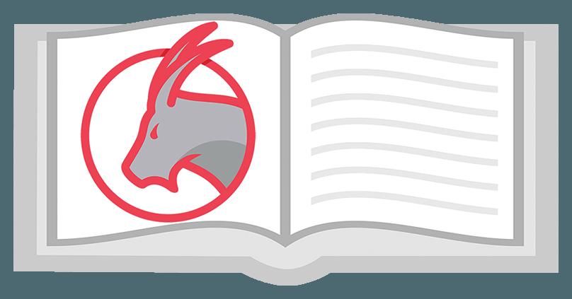 Знак зодиака Козерог - рисунок