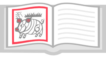 Китайский гороскоп Кабан (Свинья)