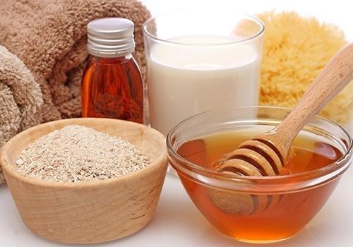Натуральные средства для ухода за жирной кожей лица